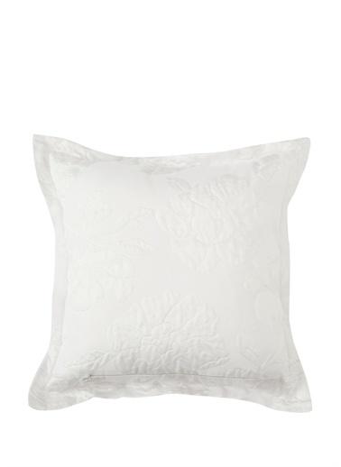 Blumarine Home Dekoratif Yastık Gümüş